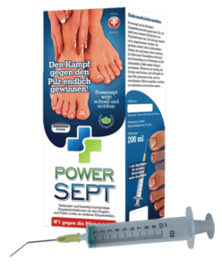 Powersept Nagelpilz anti-pilz-spray