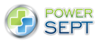 Powersept spray logo